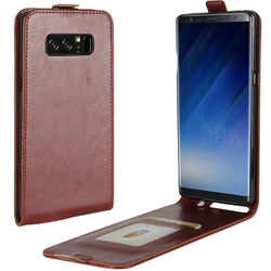 BestOnlineBusiness Flip Style Cover Case for Samsung Galaxy Note 8 / Note8