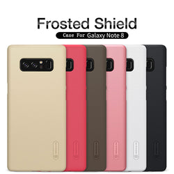 BestOnlineSamsung Galaxy Note 8 / Note8 Frosted Shield Hard Cover Case