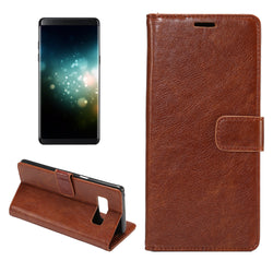 BestOnlineSamsung Galaxy Note 8 Case Vintage Wallet Flip Cover