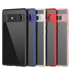 BestOnlineUltra Thin Silicone Transparent Case for Samsung Galaxy Note 8