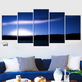 BestBuySale Paintings 5 Piece Set Natural Landscape Canvas Wall Painting