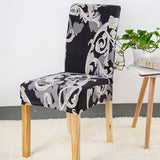 BestBuySale Chair Covers Spandex Protector Slipcover Chair Cover for Home Decor - 24 Designs