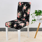 BestBuySaleGeometric Colorful Print Chair Cover - 24 Designs