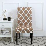 BestBuySaleStretch Printed Design Dining Chair Cover - 24 Color