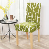 BestBuySale Chair Covers Stretch Printed Design Dining Chair Cover - 24 Color