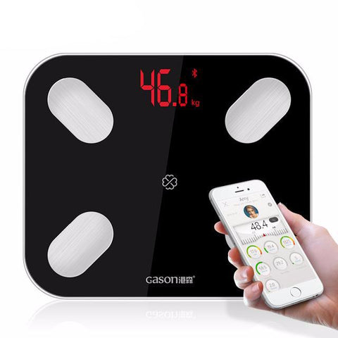 BestBuySale Smart Scale Digital Bluetooth Smart Scale - Black,White