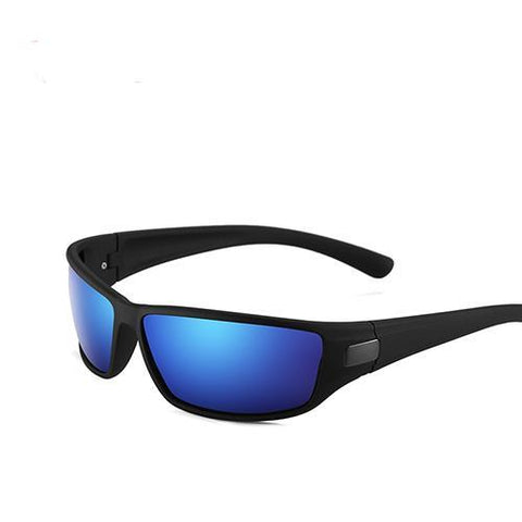 BestOnlineMen's Cool Polarized Sunglasses -Blue,Black Smoke, Matte Black Smoke,Brown Brown