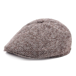 BestBuySale Beret Hat Winter Beret Hat for Men - Coffee,Blue,Black