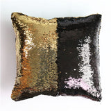 BestOnlineMermaid Sequin Cushion Cover - 40cmX40cm - 14 Colors