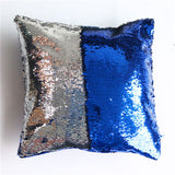 BestOnlineMermaid Sequin Cushion Cover - 40cmX40cm -