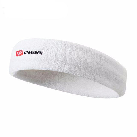 BestOnlineElastics Sports Sweatband - White,Yellow,Red,Blue,Black
