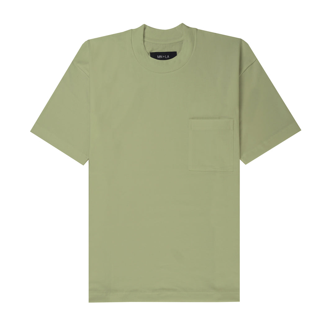 ULTRA HEAVY MINT POCKET BOX TEE