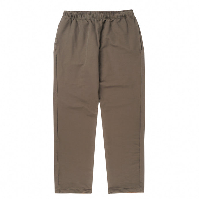 OLIVE WIDE LOUNGE PANTS