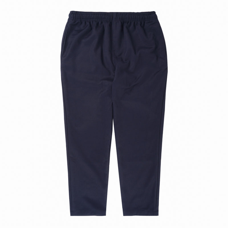 NAVY BLUE TWILL LOUNGE PANTS