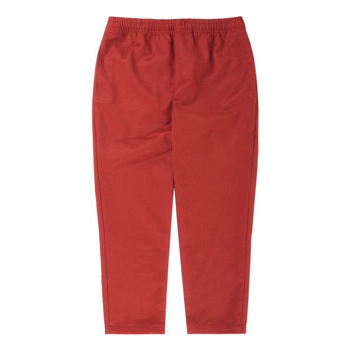 TANGERINE TWILL LOUNGE PANTS