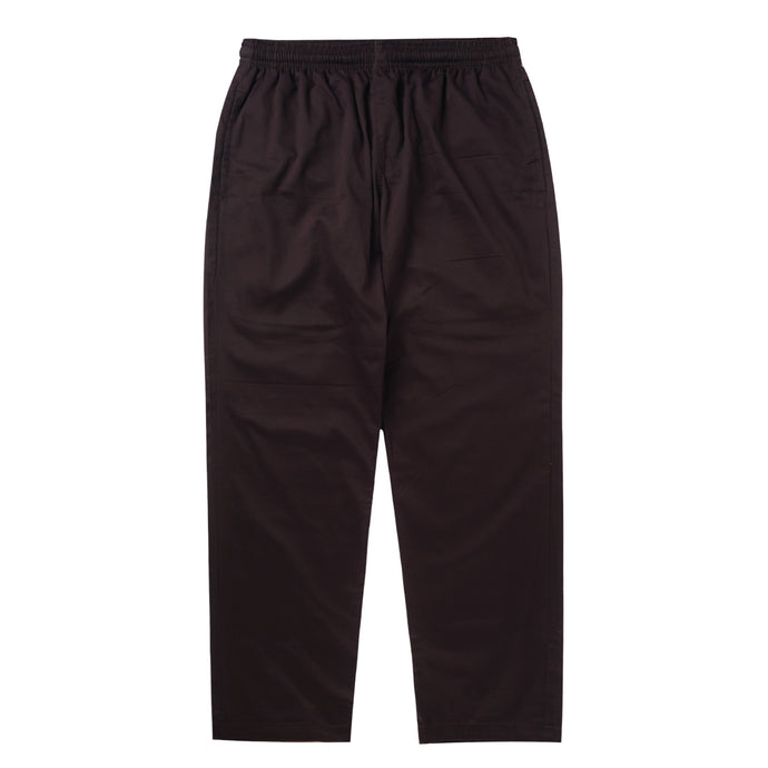 TOBACCO WIDE LOUNGE PANTS
