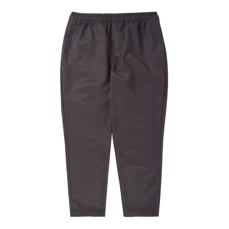 DARK GREY TWILL LOUNGE PANTS