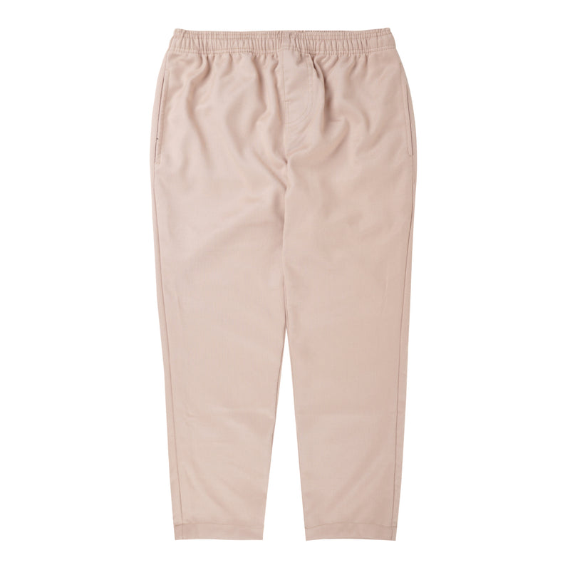 BONE TWILL LOUNGE PANTS
