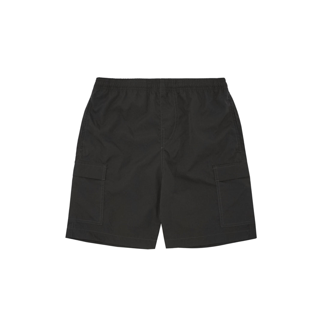 PEARL GREY 5 POCKET SHORTS