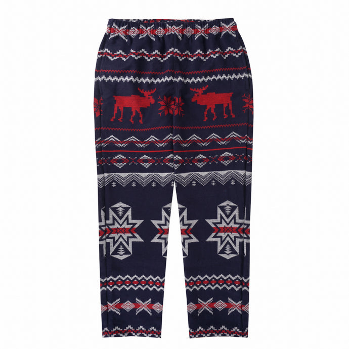 MOOSE AZTEC WIDE LOUNGE PANTS