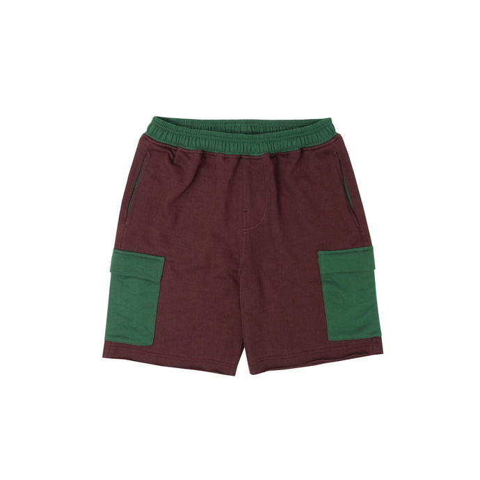 HULK 5 POCKET RAW HEM SHORTS