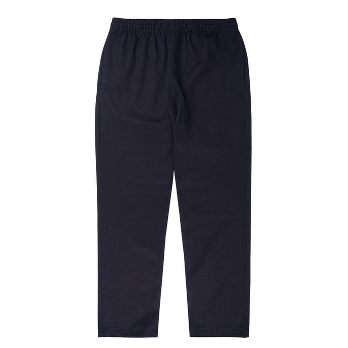 NAVY DENIM WIDE LOUNGE PANTS