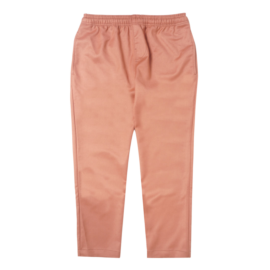 PEACH TWILL LOUNGE PANTS