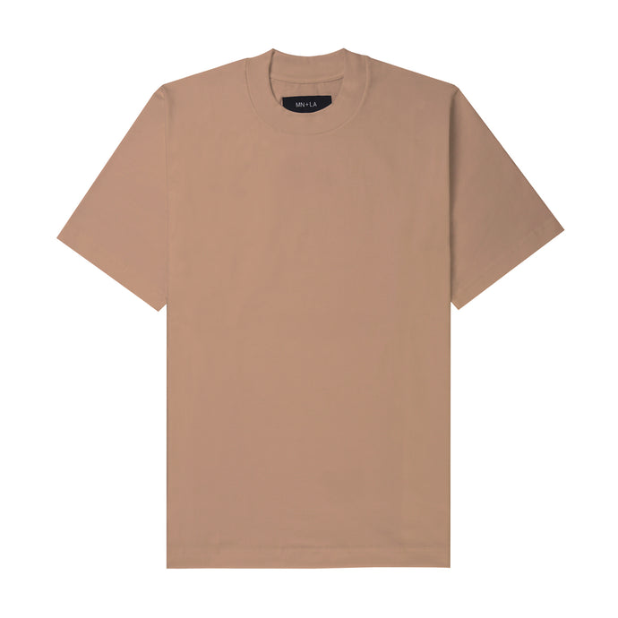 APRICOT OVERSIZED TEE