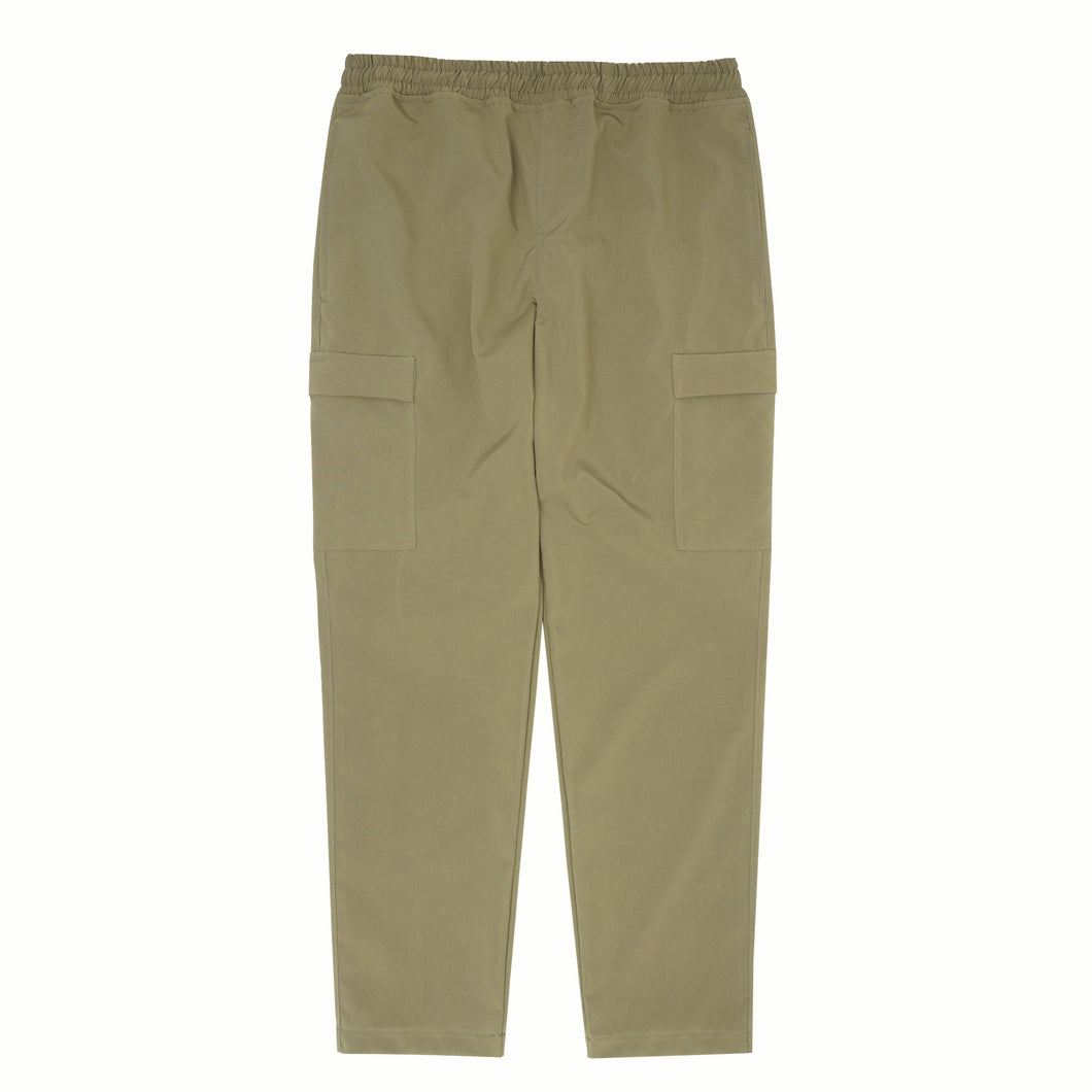 KHAKI 5 POCKET LOUNGE PANTS