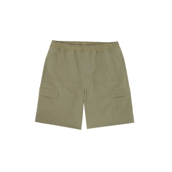 KHAKI 5 POCKET SHORTS