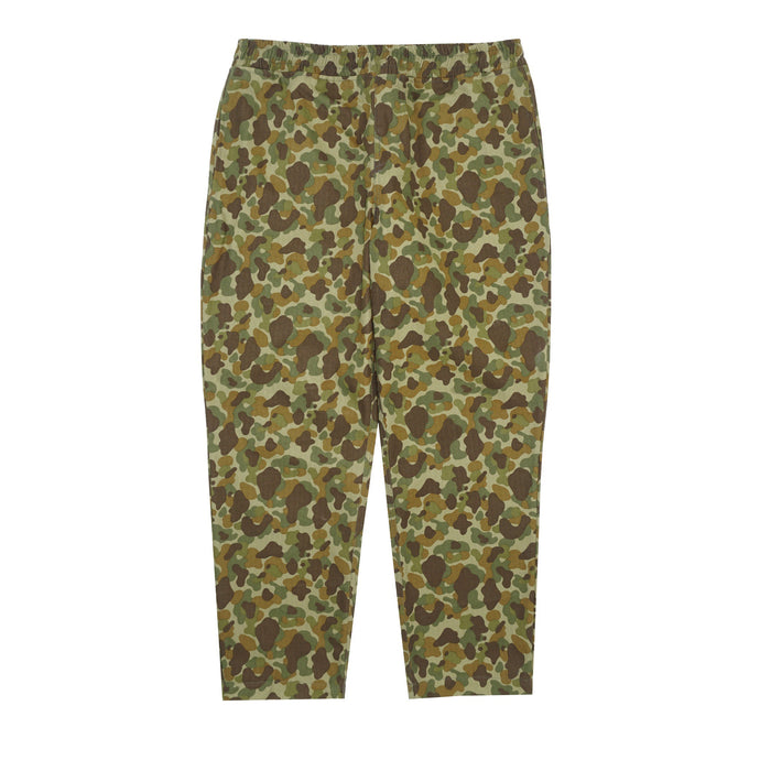 DUCK CAMO CROPPED PANTS