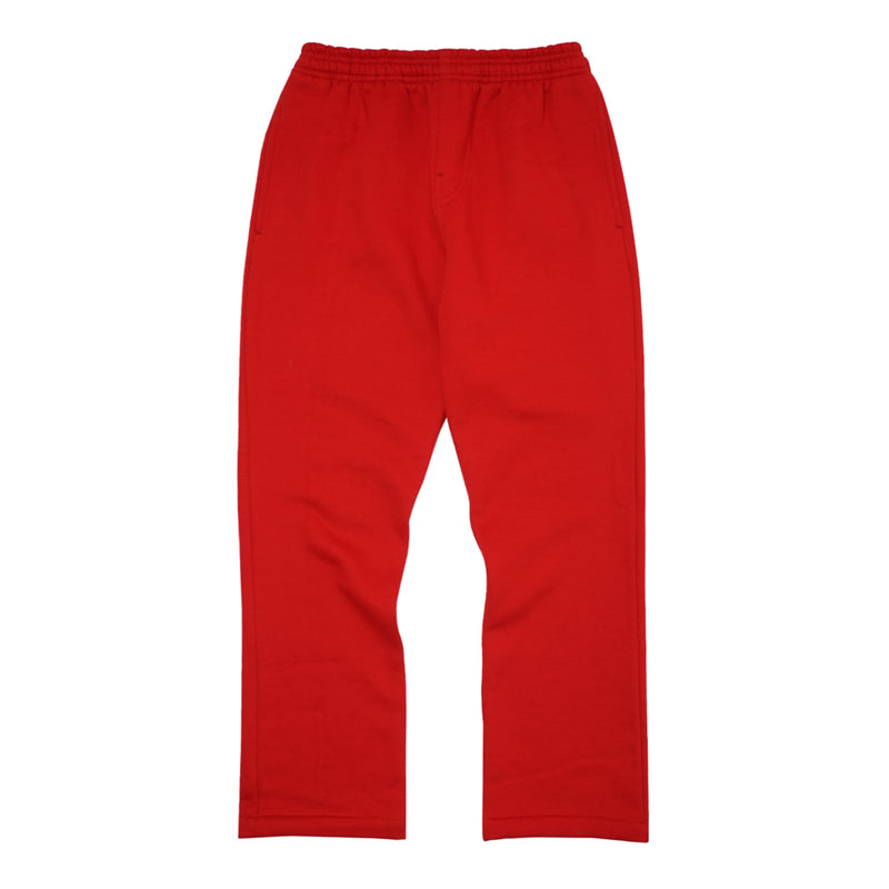 RARRI RED BOOTCUT LOUNGE PANTS