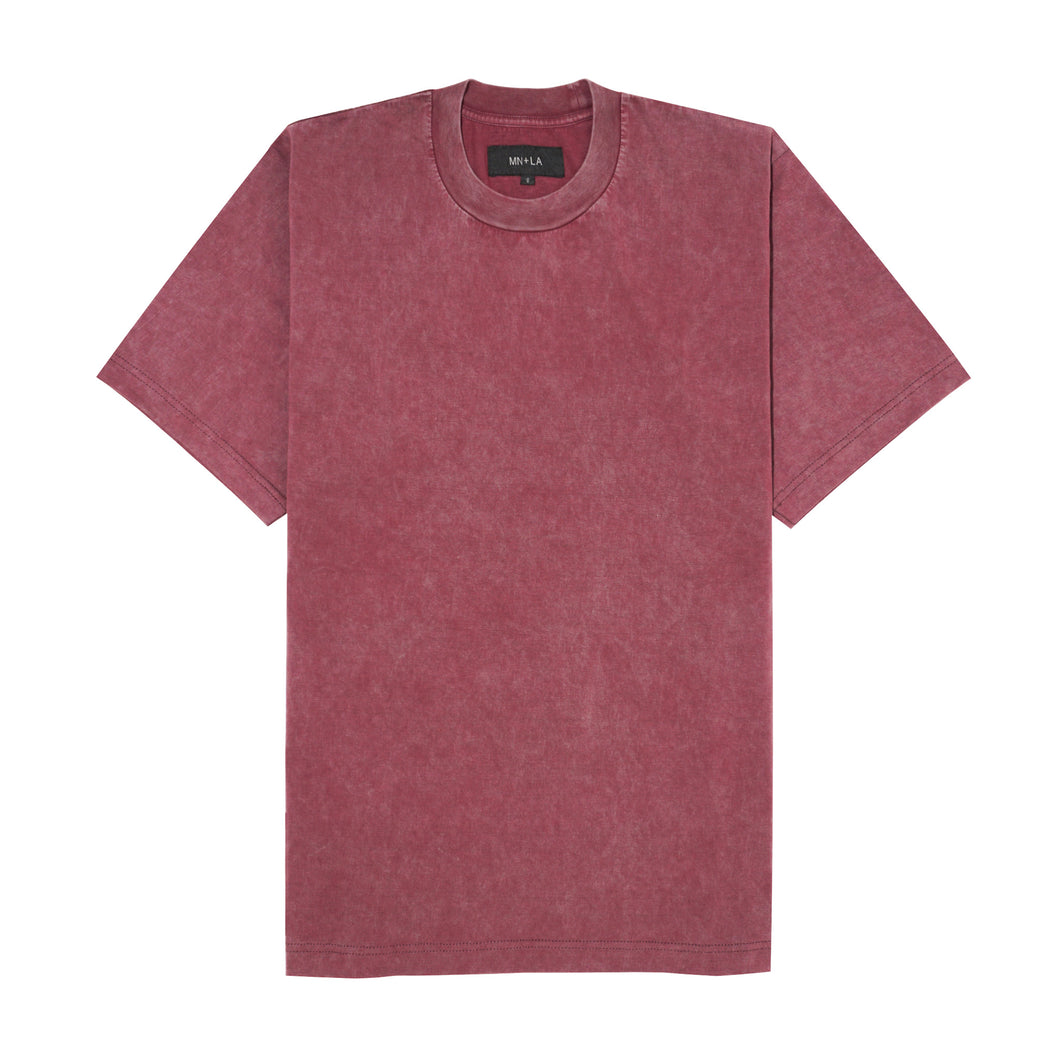 ACID RED VINTAGE OVERSIZED TEE