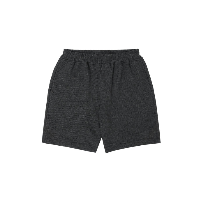 DARK GREY SWEATSHORTS