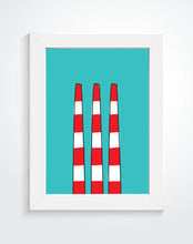 The Dartmouth Smokestacks | Print