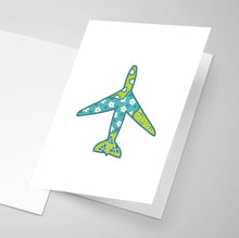 Airplane | Whimsical Collection | Greeting Card