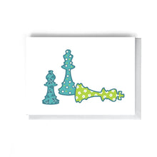 Chess | Whimsical Collection | Greeting Card