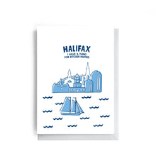 Halifax | Cities Collection | Greeting Card