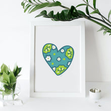 Heart  | Art Print | Whimsical Collection