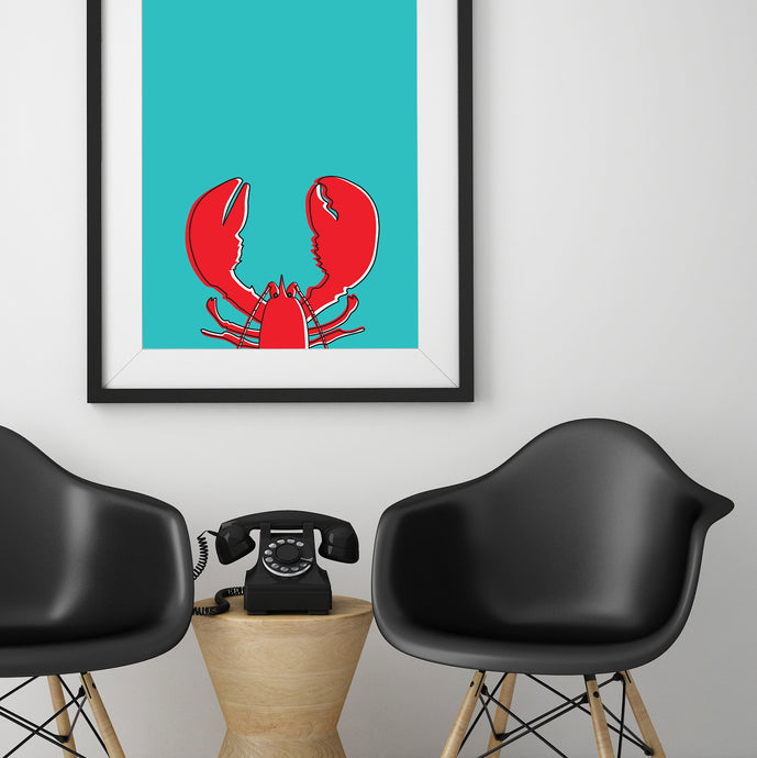 The Lobster  | Print