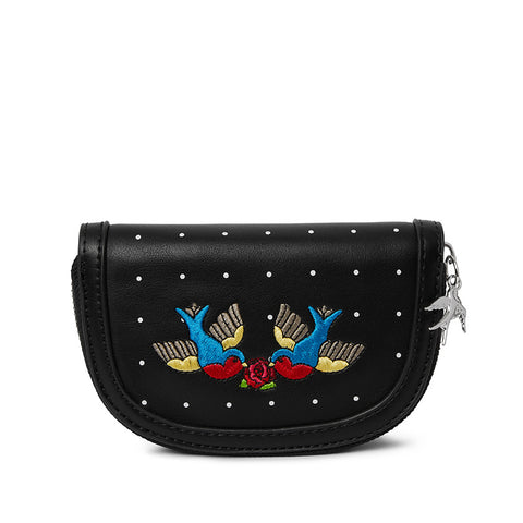 Betty Jo Sparrow Coin Purse