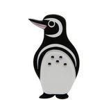 Northside Wanderer Penguin Brooch