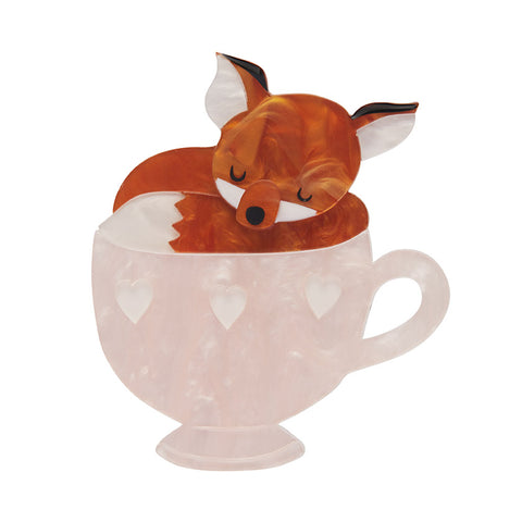 Mug Full of Hugs Brooch