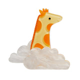 Head in the Clouds Brooch