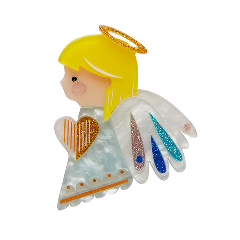 Little Angel Brooch
