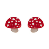 Twinning Toadstool Stud Earrings