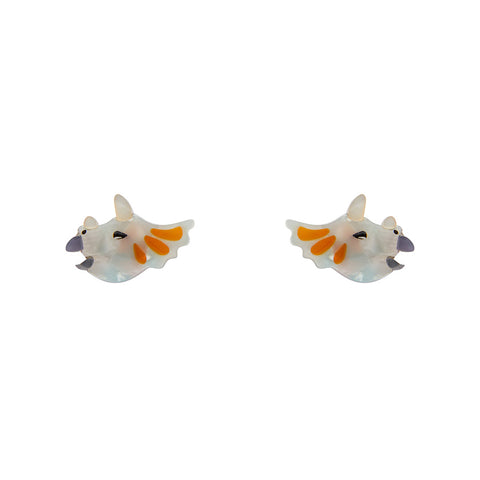 Tricera-Pop Earrings