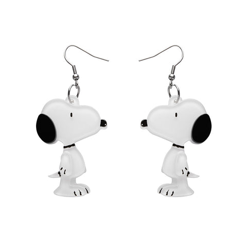 Snoopy Drop Earrings