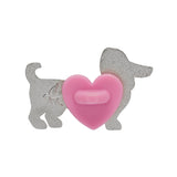 Spiffy the Sausage Dog Enamel Pin