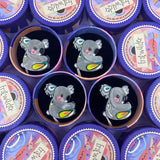 The Kuddly Koala Mini Brooch